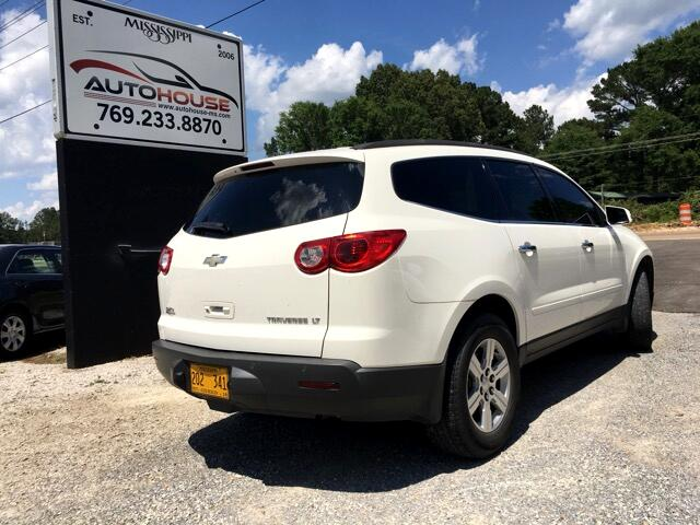 2011 Chevrolet Traverse 2LT FWD