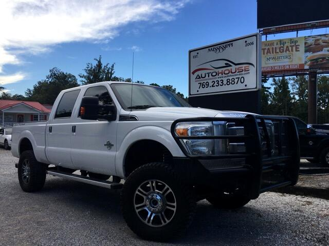2014 Ford F250 PLATINUM