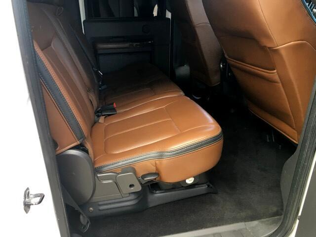 2014 Ford F250 PLATINUM