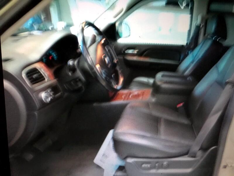 2007 Chevrolet Tahoe 2WD 4dr LTZ