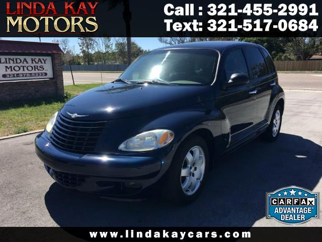2004 Chrysler PT Cruiser 4dr Wgn Touring