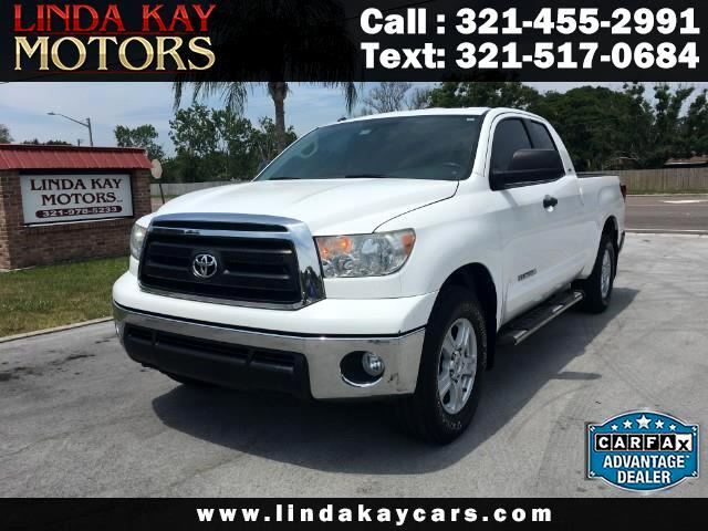 2013 Toyota Tundra Double Cab 4.6L V8 6-Spd AT (Natl)