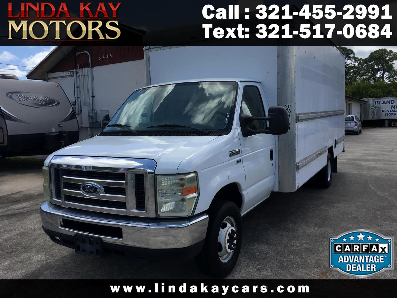 "2009 Ford Econoline Commercial Cutaway E-350 Super Duty 138"" DRW"