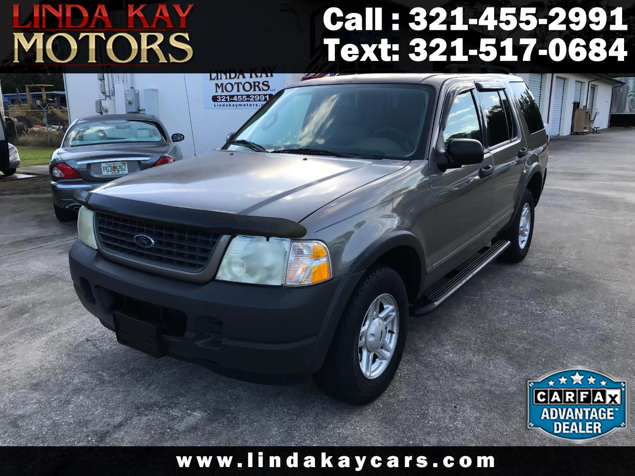 "Ford Explorer 4dr 114"" WB 4.0L XLS 2003"