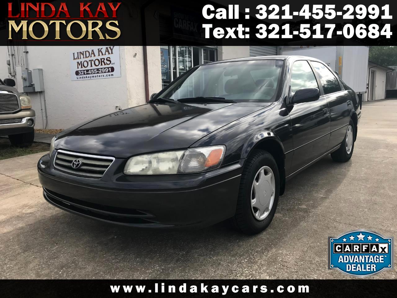 Toyota Camry 4dr Sdn XLE Auto 2000