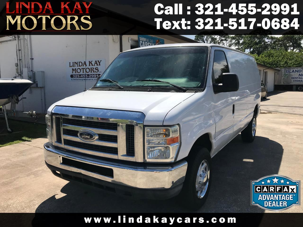 Ford Econoline Cargo Van E-250 Recreational 2011