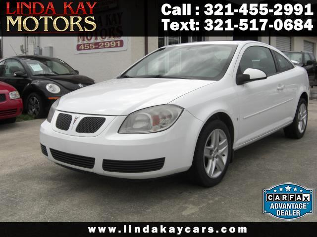 2007 Pontiac Pursuit 2dr Cpe