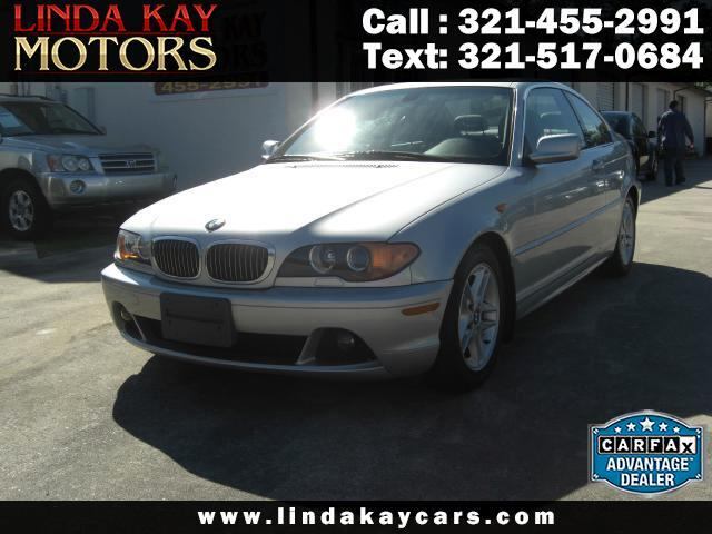 2004 BMW 3-Series 325Ci 2dr Cpe