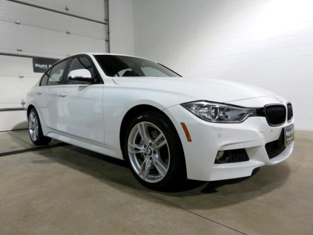 2015 BMW 3-Series 335i xDrive Sedan