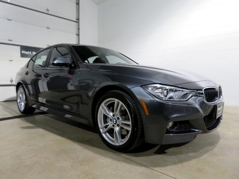 2015 BMW 3 Series 4 Dr Sedan 335i xDrive