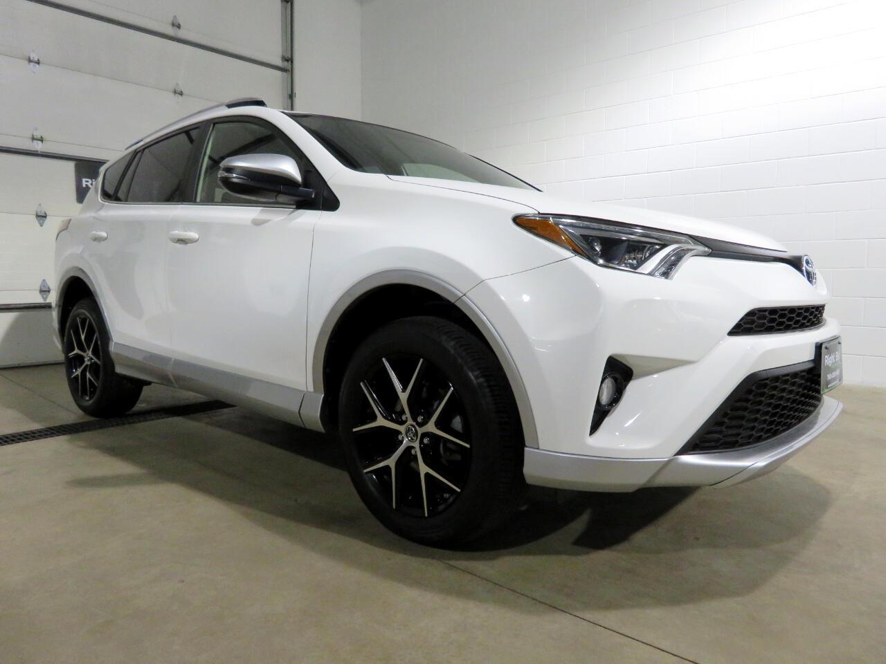 2016 Toyota RAV4 SE 4WD