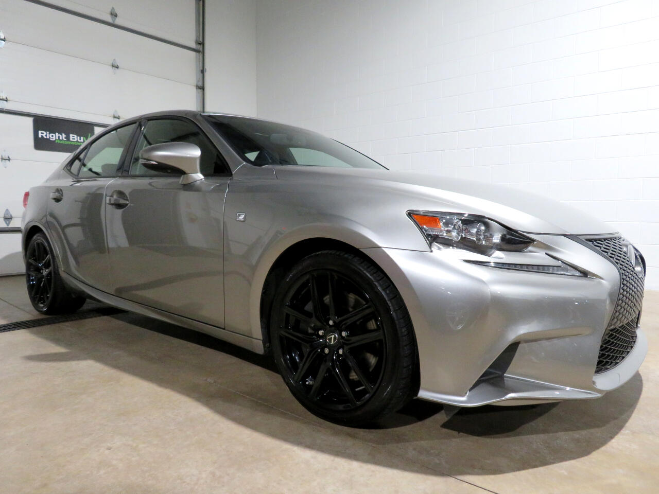 2016 Lexus IS IS 350 F Sport AWD