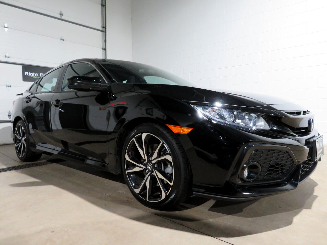 Honda Civic Si 4dr Sedan 6M 2019