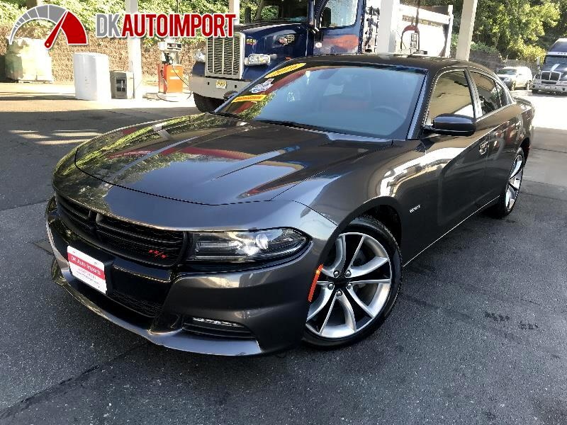 2016 Dodge Charger 4dr Sdn Road/Track RWD *Ltd Avail*