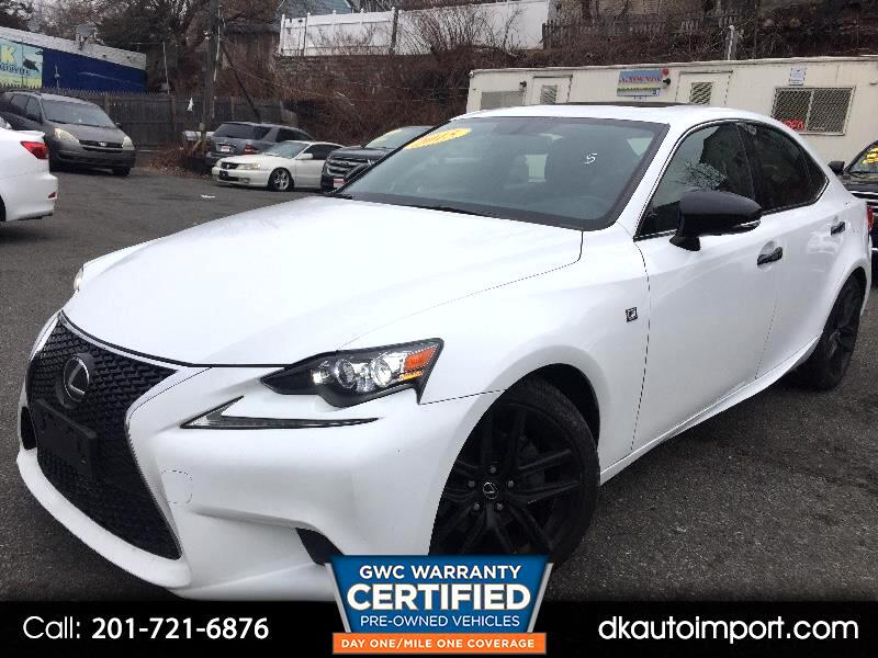 2015 Lexus IS 250 crafted ln