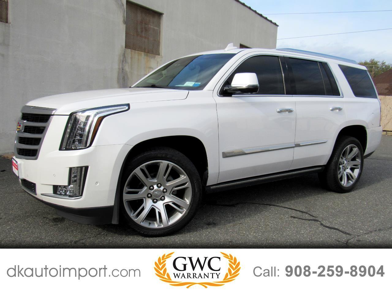 Cadillac Escalade Premium 4WD 2018