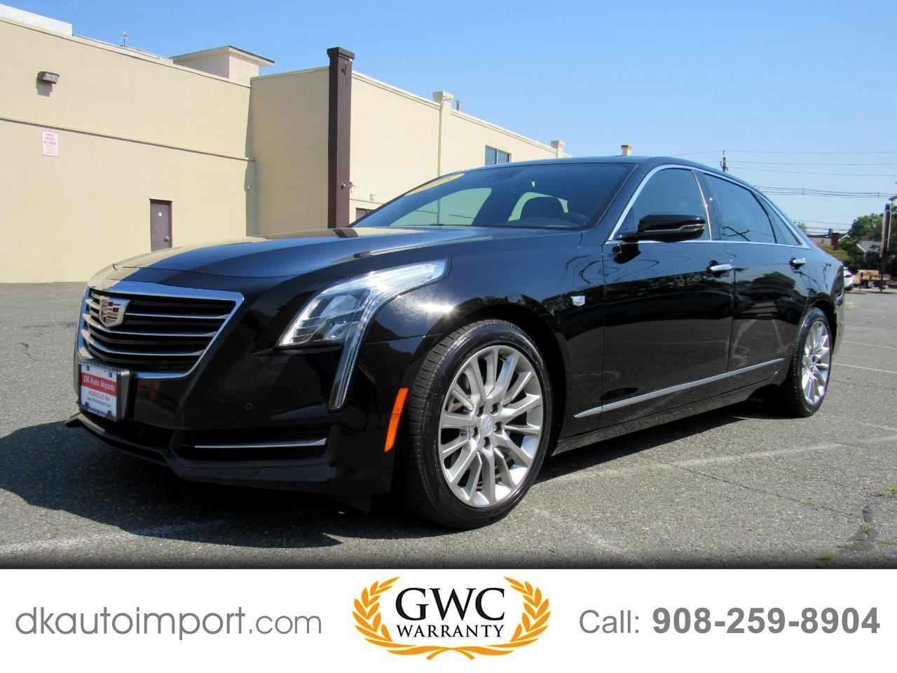 Cadillac CT6 3.0L Premium Luxury Twin Turbo AWD 2018