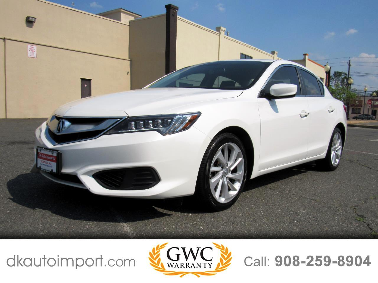 Acura ILX 8-Spd AT w/ Premium Package 2018