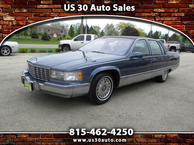 1996 Cadillac Fleetwood Sedan