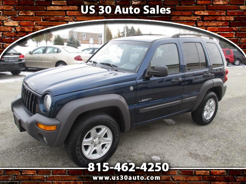 2004 Jeep Liberty Rocky Mountain Edition 4WD