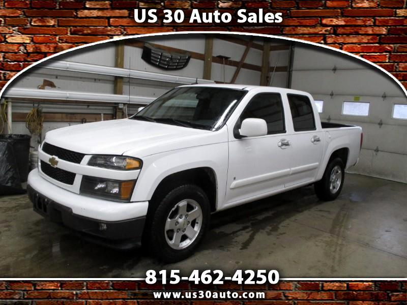 2009 Chevrolet Colorado Crew Cab 2WD