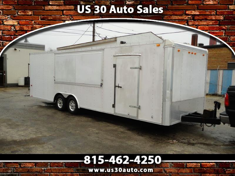2004 Interstate Enclosed Trailer