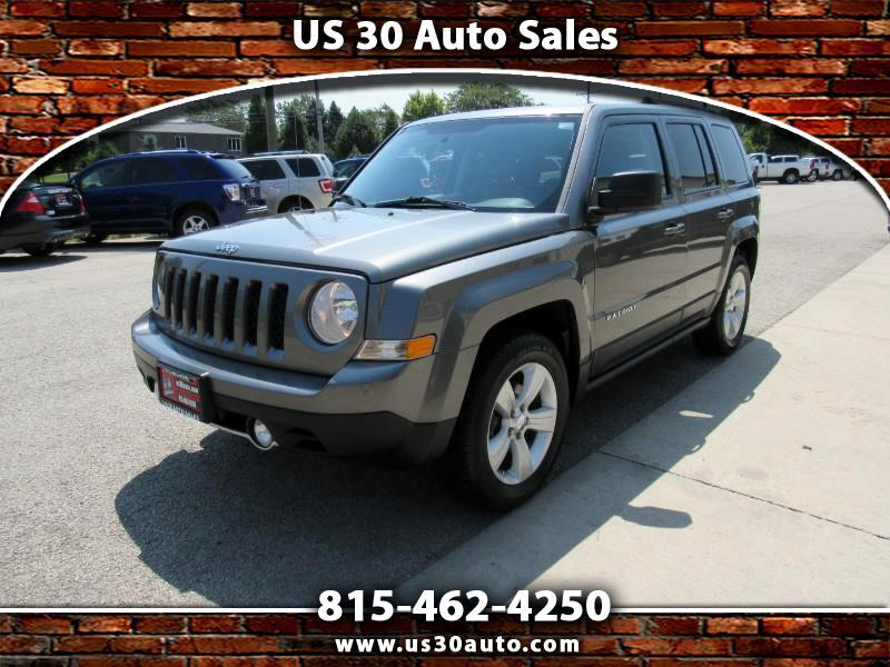 Jeep Patriot Latitude X 2WD 2011