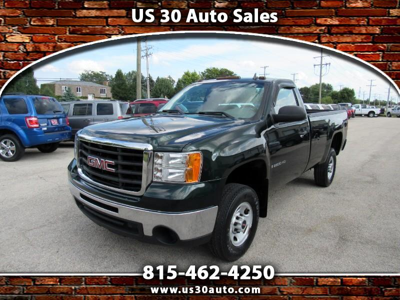 2009 GMC Sierra 2500HD Work Truck 4WD