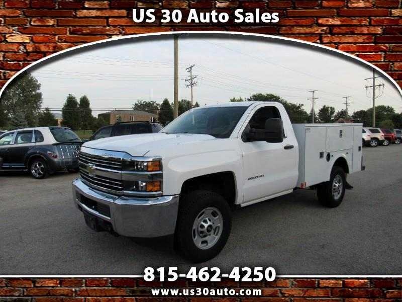 2015 Chevrolet Silverado 2500HD Work Truck Long Box 4WD