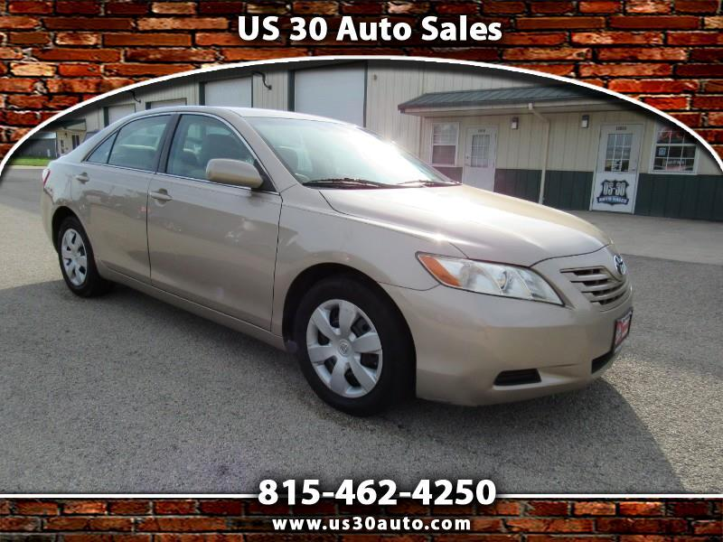 Toyota Camry 4dr Sdn LE Auto 2007