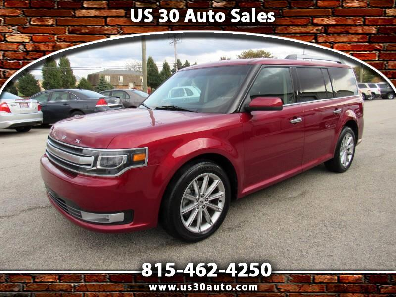 Ford Flex Limited AWD 2016
