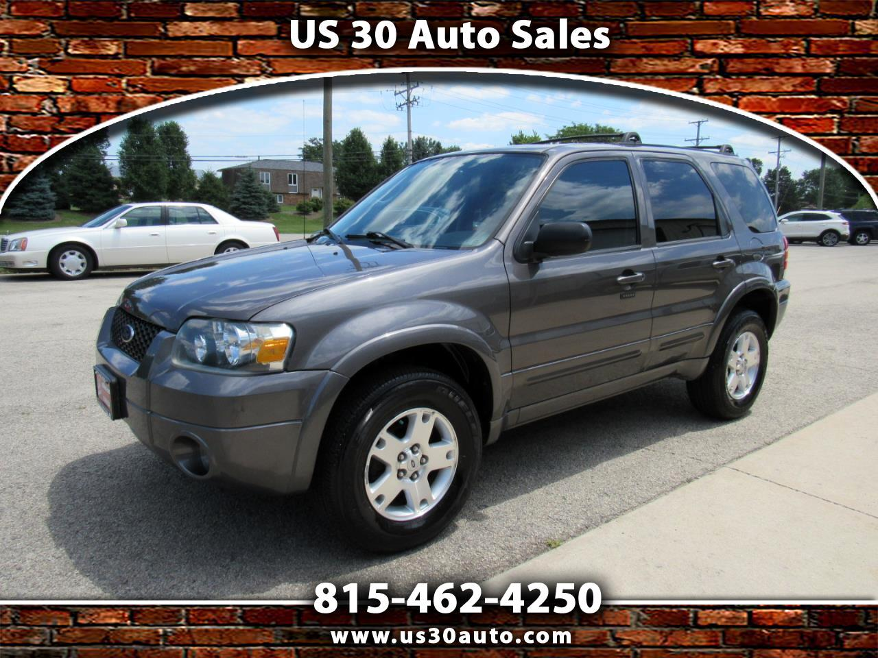 Ford Escape 4dr 3.0L Limited 2006