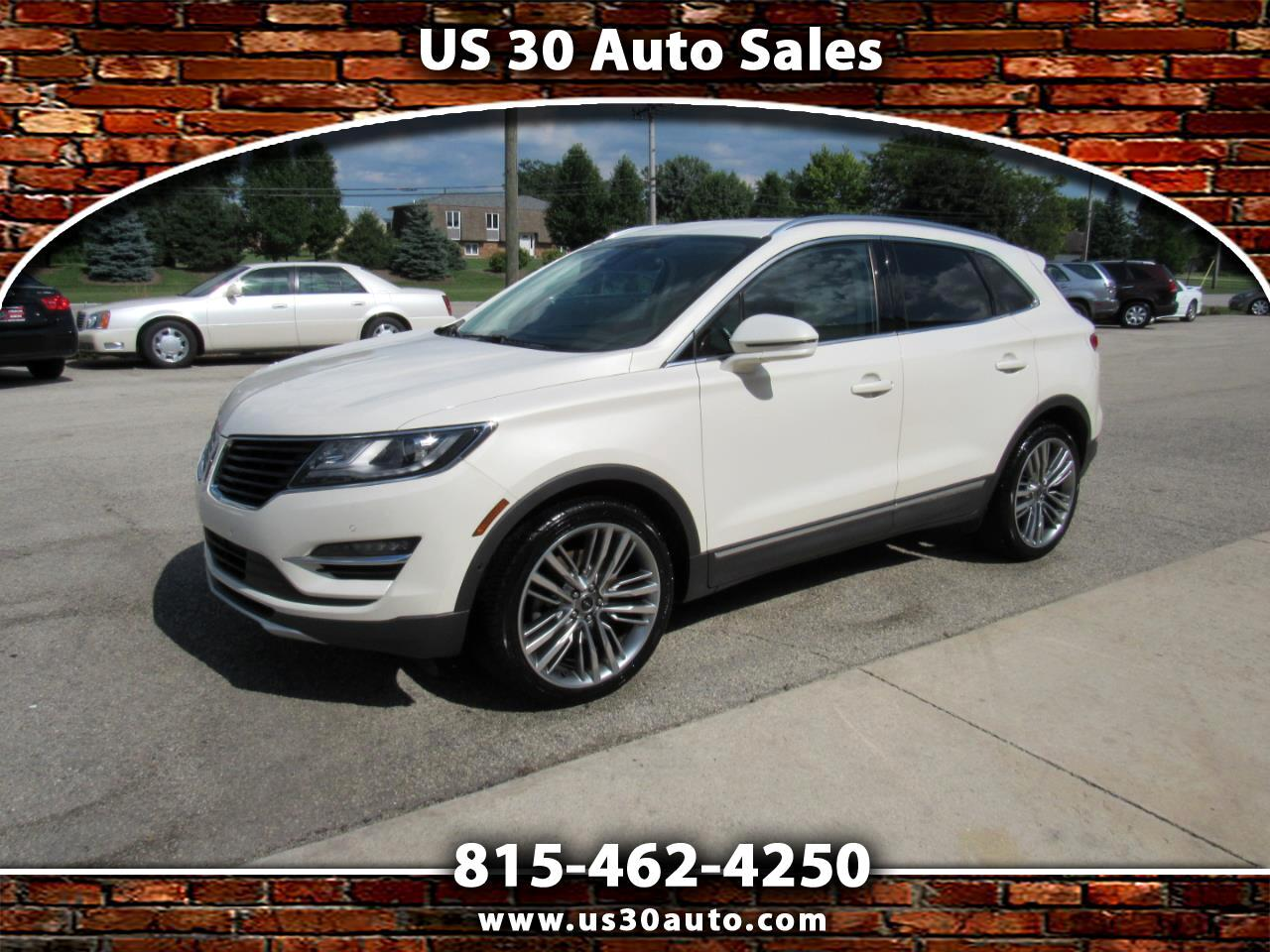 Lincoln MKC AWD 4dr Black Label 2016