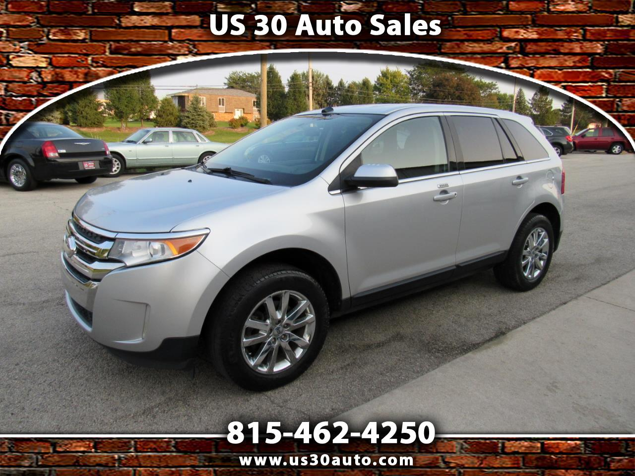 Ford Edge 4dr Limited FWD 2014