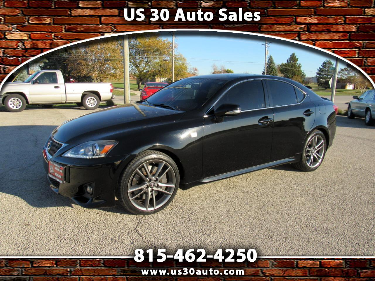 Lexus IS 350 4dr Sdn RWD 2011