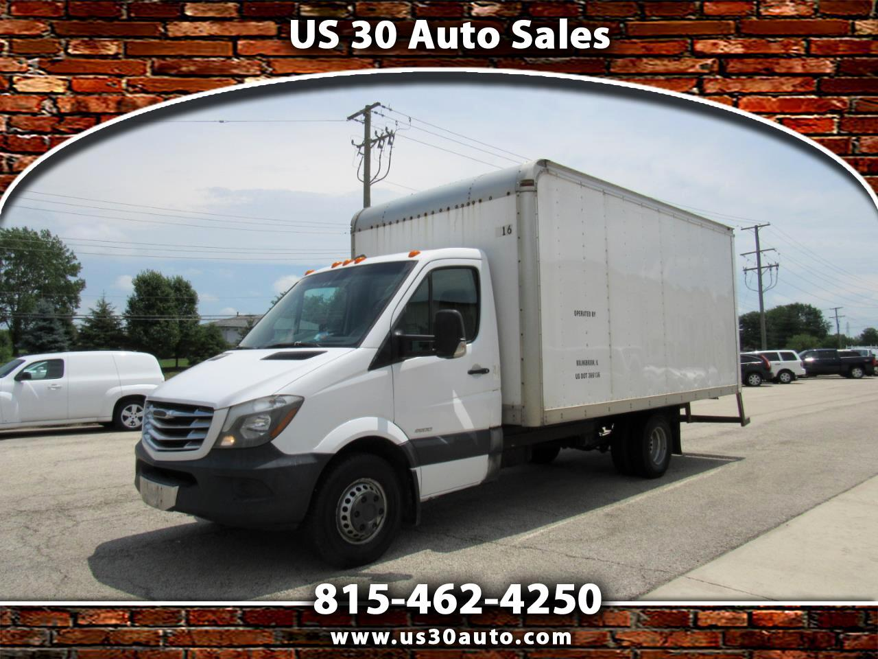 """Freightliner Sprinter Chassis-Cabs 2WD Reg Cab 170"""" WB 2015"""