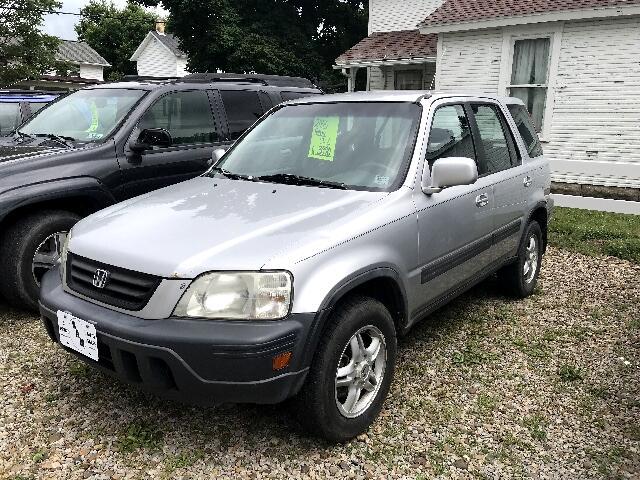 2000 Honda CR-V EX 4WD