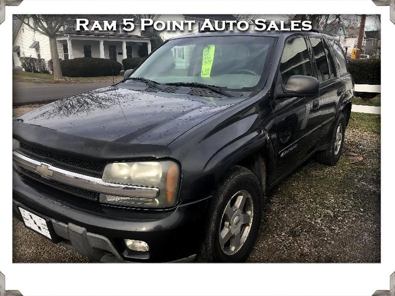 Chevrolet TrailBlazer LTZ 4WD 2003