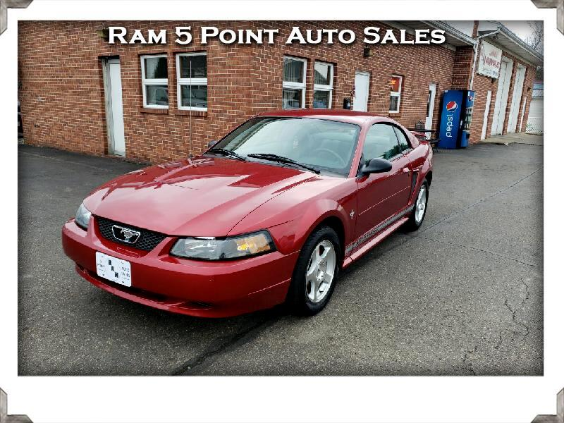 Ford Mustang 2dr Coupe 2003