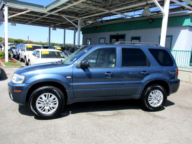 2006 Mercury Mariner Luxury 4WD