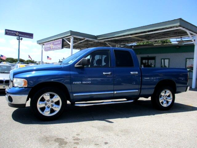 2005 Dodge Ram 1500 Laramie Quad Cab Long Bed 2WD
