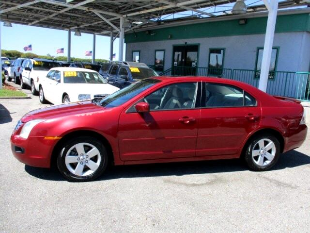 2008 Ford Fusion SE