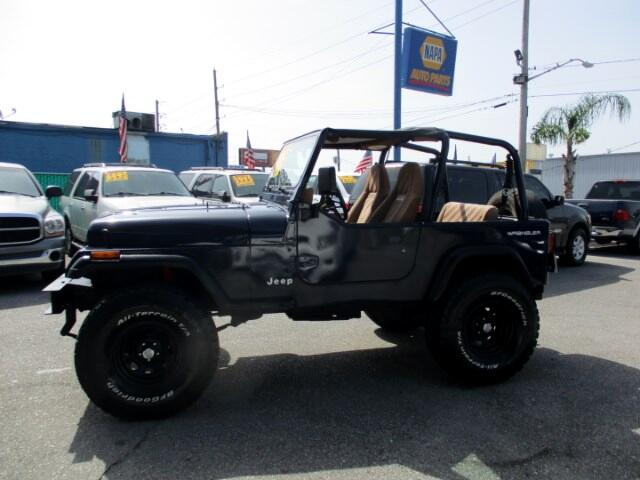 1993 Jeep Wrangler Base