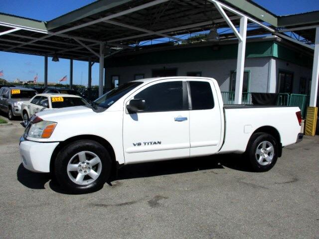 2007 Nissan Titan LE King Cab 2WD