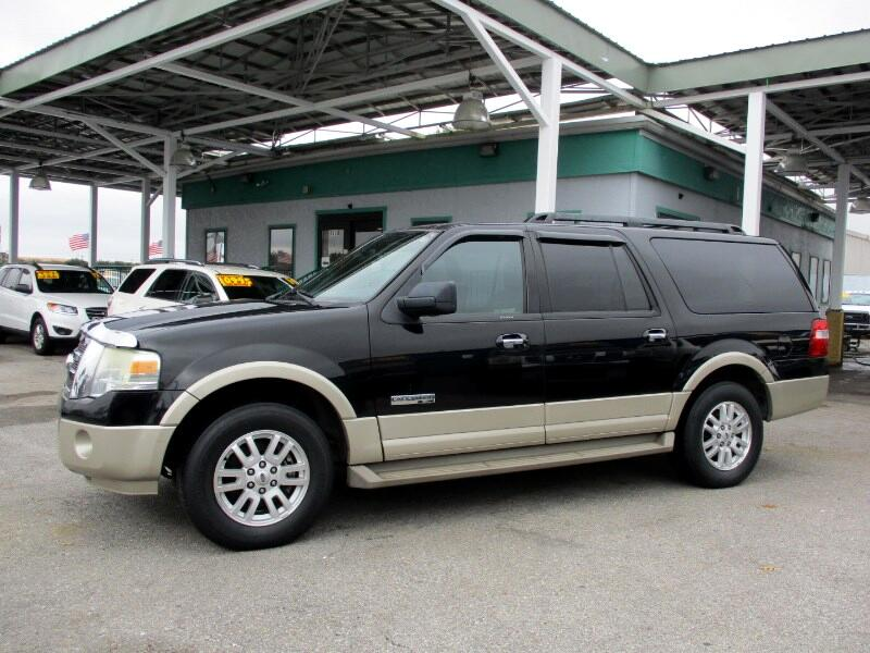 2007 Ford Expedition EL Eddie Bauer 2WD