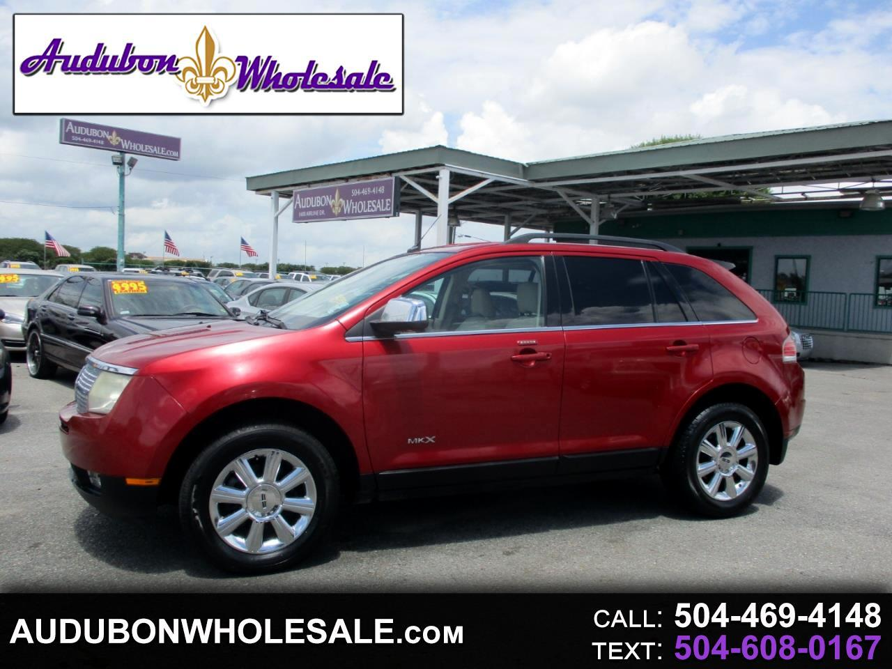 2007 Lincoln MKX FWD for sale VIN: 2LMDU68C57BJ04211