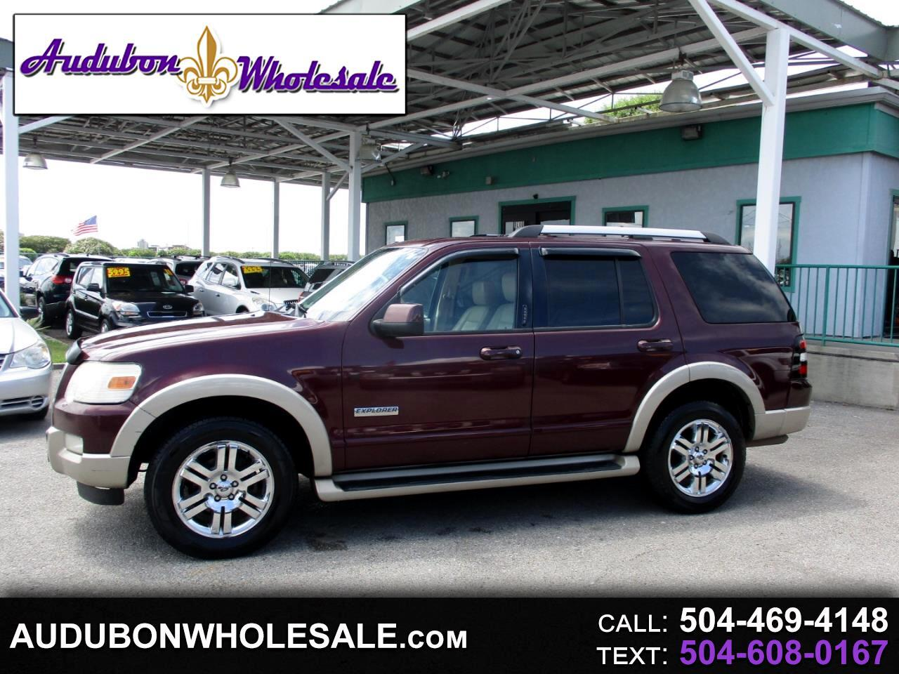 2007 Ford Explorer Eddie Bauer >> Used 2007 Ford Explorer Eddie Bauer 4 0l 2wd For Sale In