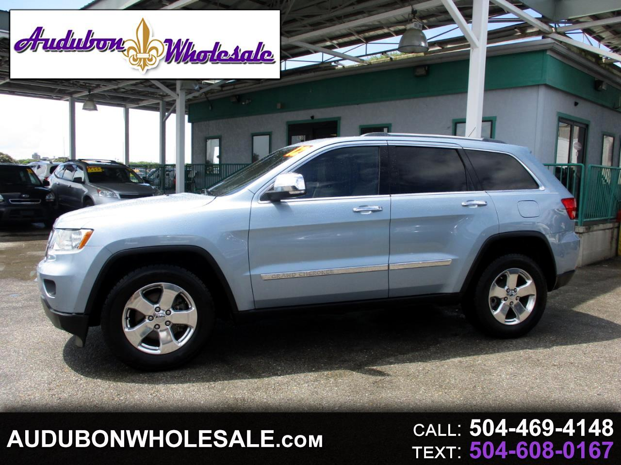 2012 Jeep Grand Cherokee Limited 2WD