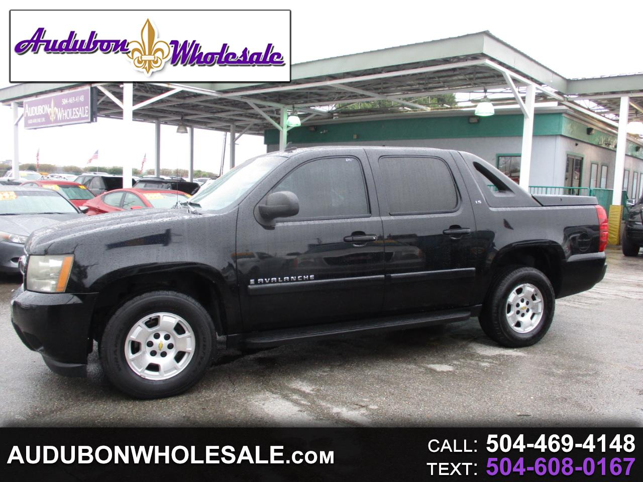 Chevrolet Avalanche LS 2WD 2009