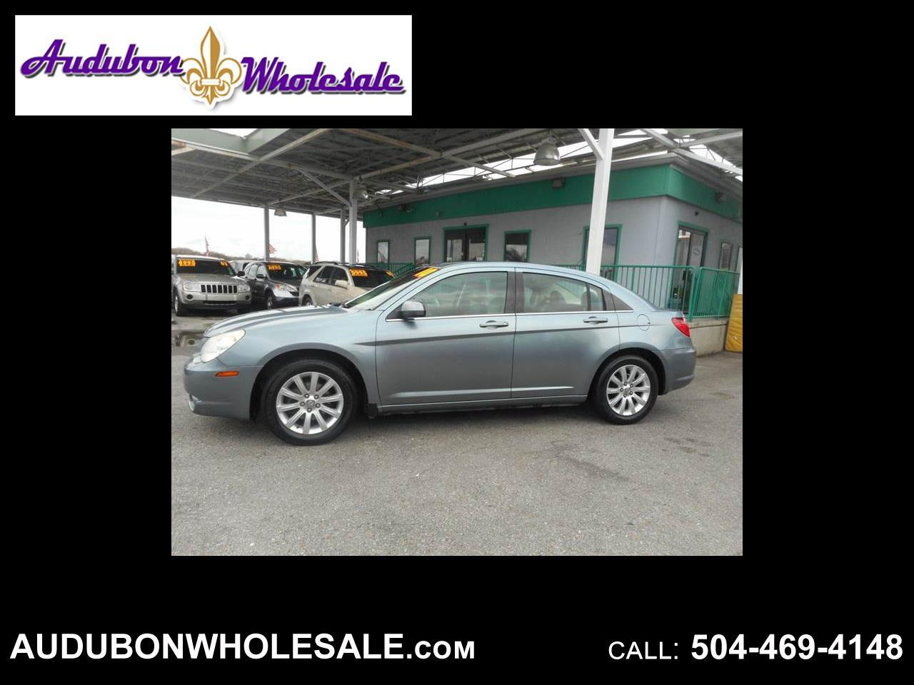 Chrysler Sebring Sedan Limited 2010